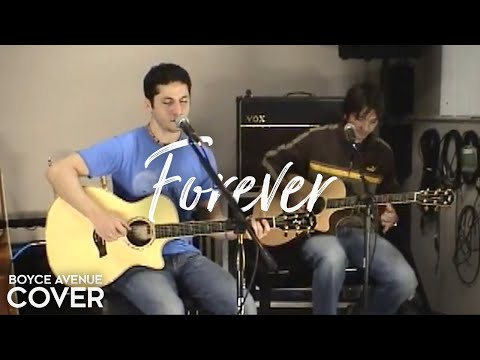 Chris Brown - Forever (Boyce Avenue acoustic cover) on Spotify & Apple