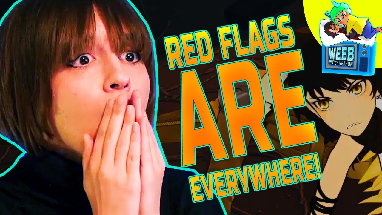 RED FLAGS! NO! | RWBY Vol 3 Chapter 11 (Reaction)