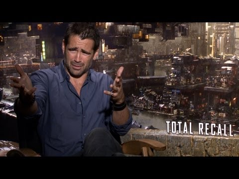 Colin Farrell whines about having to get naked with Kate Beckinsale