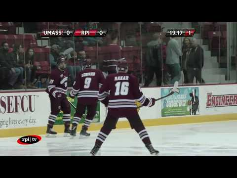 RPI Men's Hockey vs. UMass Amherst