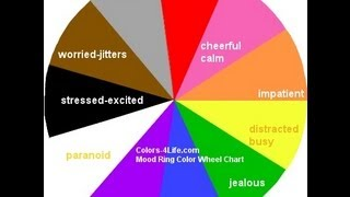 Color Brown Meaning and Mood Ring Color Symbolism - YouTube