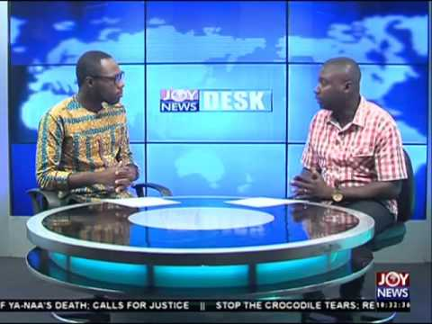 Education reform - News Desk on Joy News (27-5-16)