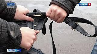 В Омске неизвестный напал на женщину-почтальона