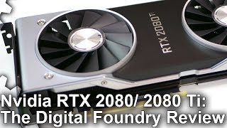 Nvidia GeForce RTX 2080/ RTX 2080 Ti Review: True Next-Gen Graphics Architecture?