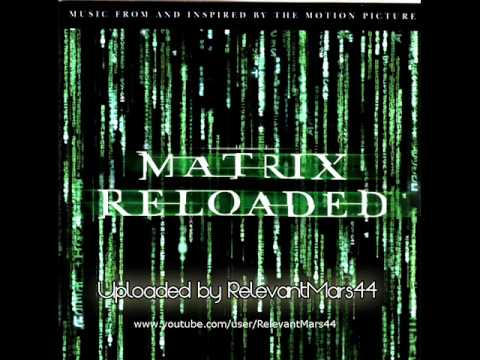 The Matrix Reloaded (OST) - Linkin Park - Session