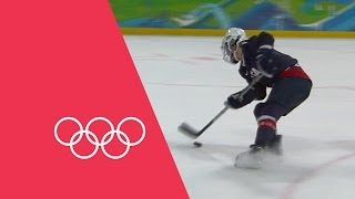 The Lamoureux Twins - Best Friends, Sisters & USA Ice Hockey Team-Mates | Athlete Profiles
