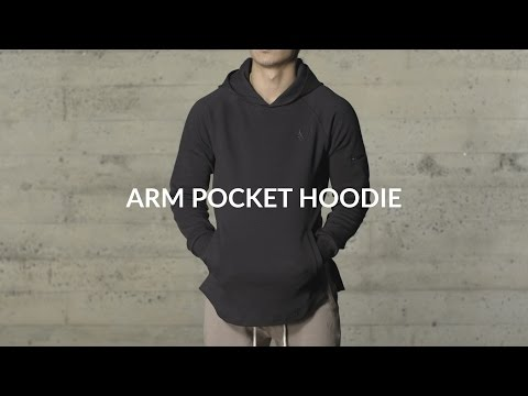 Aesthetic Revolution | Arm Pocket Hoodie