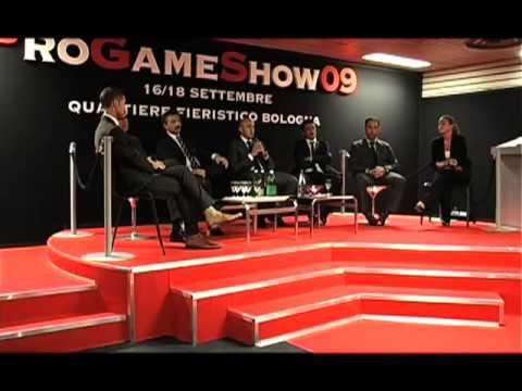 Italo Marcotti - Convegno ProGameShow2009