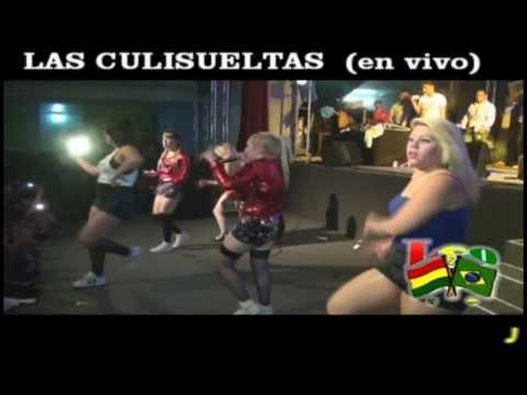 Las Culisueltas En Brasil  En Vivo mix 1