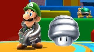 Super Luigi Galaxy Walkthrough - Part 16 - Toy Time Galaxy