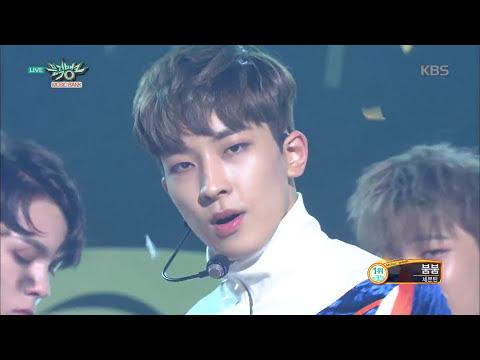 뮤직뱅크 Music Bank - 세븐틴 - 붐붐 (SEVENTEEN - BOOMBOOM).20161216