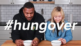 Hungover People Try Asian Hangover Cures