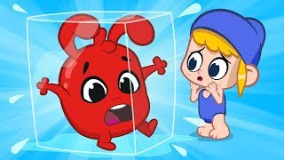 Frozen Morphle - My Magic Pet Morphle   Cartoons For Kids   Cartoons and Kids Songs   Moonbug TV