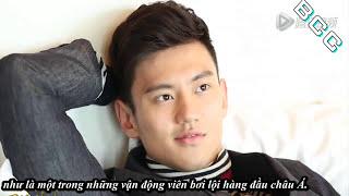 Ninh Trạch Đào Vận động viên điển trai hàng đầu thế giới Ning Zetao 宁泽涛