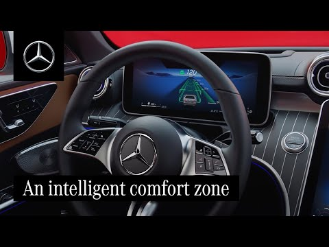 The New C-Class Sedan: An Intelligent Comfort Zone