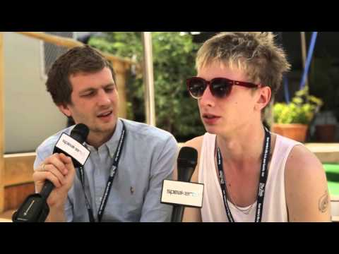 Speaker Sessions: Wolf Alice Interview