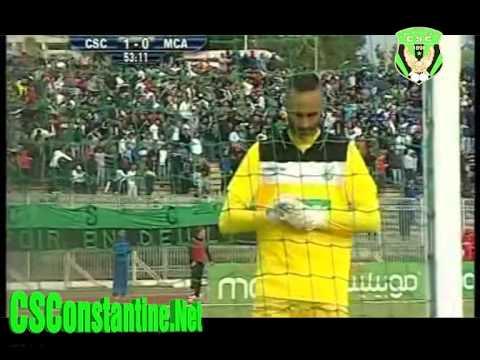 CSC 1 - MCA 1 : Les buts du match