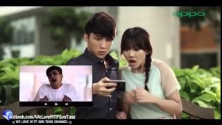 Sơn Tùng M TP và Hariwon   quảng cáo OPPO Neo 3  Ver 2   tình tứ với nhau