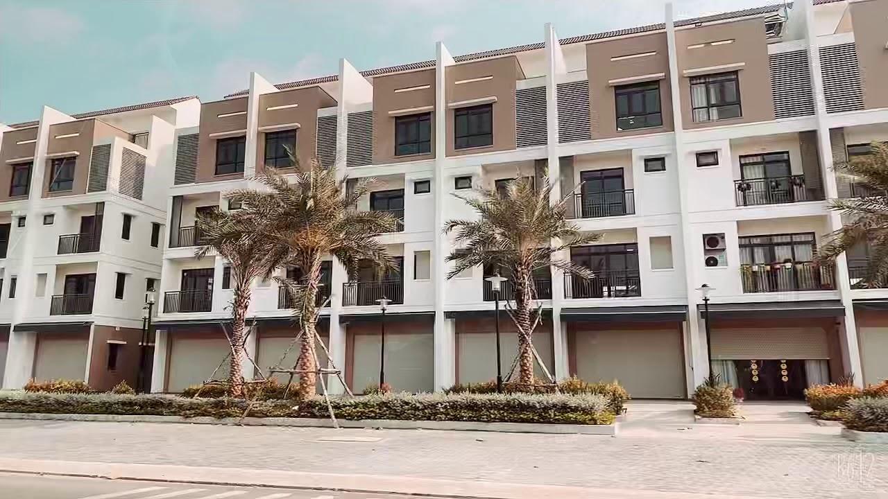 Bán 9 nền đối diện khách sạn Trần Long, sát ngay toà nhà The View video