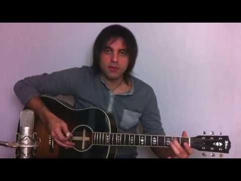 DB001 - Como tocar Delta Blues -Acoustic Blues Licks I -Lightning Hopkins Style-tutorial español