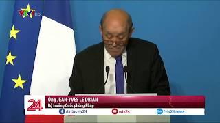 Vai trò của Pháp, Anh trong liên minh với Mỹ  - Tin Tức VTV24