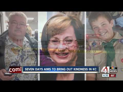 SevenDays aims to bring out Kindness in KC