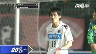 Làm ngòi nổ, Công Vinh giúp Sapporo thắng đậm | VTC