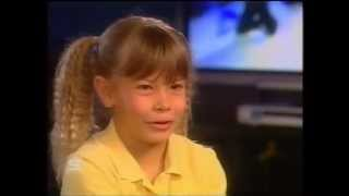 Bindi Irwin interview on A Current Affair (2006)