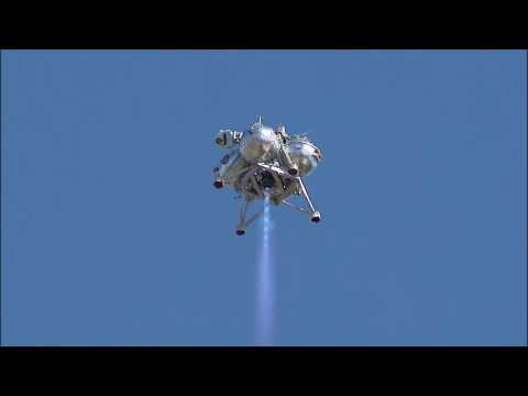 Morpheus Lander Flies Again on 'Green' Fuel