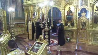 Transmisiune in direct: Inaltarea Domnului - Catedrala din Slobozia