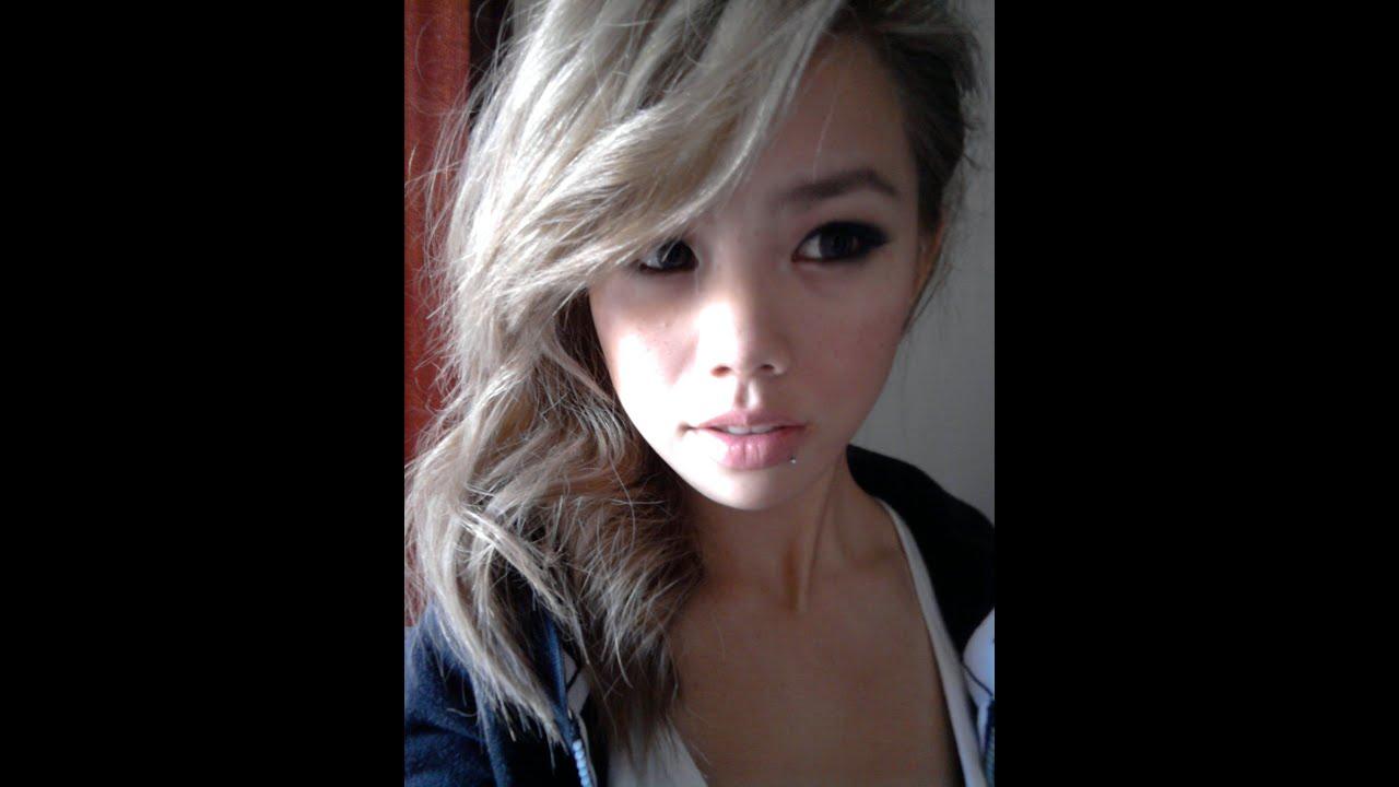 Asian Vs Blonde 24