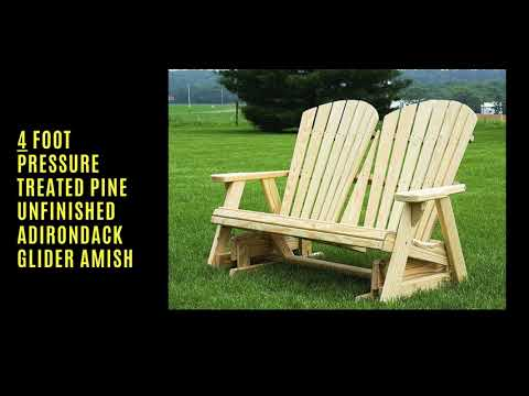 |The Best Materials For Adirondack Chairs|