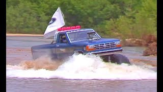 1990 BIGFOOT Ranger, Shuttle & Fastrax - Lesterville, MO - BIGFOOT 4x4, Inc.