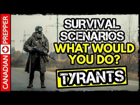 Survival Scenario: Resisting Tyranny After Collapse