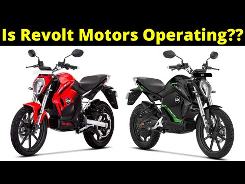 Is Revolt Motors Operating? RV400 Electric Bike in India