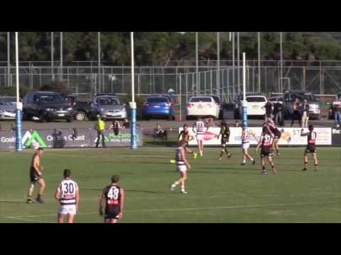 Round 1 Highlights: Werribee vs Geelong