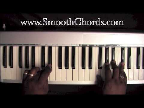 Piano Tutorial - You Cant Beat God Giving - Key of Ab - The Caravans