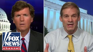 Tucker grills Jim Jordan on why he took campaign donations from Google