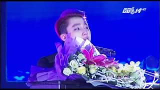 VTC14 | Sơn Tùng MTP hồn nhiên và tình cảm chinh phục khán giả Hà Nội