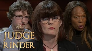 The Most Shocking Courtroom Moments | Judge Rinder