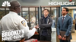 There's Sexual Tension Between Holt and His New Assistant - Brooklyn Nine-Nine (Episode Highlight)