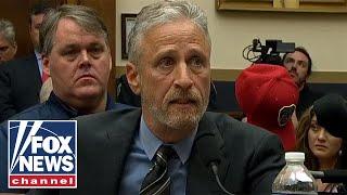 Watch: Jon Stewart's emotional plea to Congress on 9/11 victims' fund