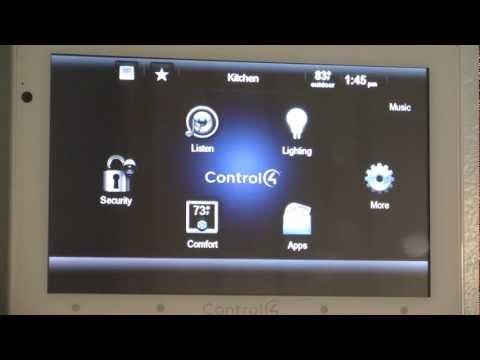 Control4-WholeHomeCommunication