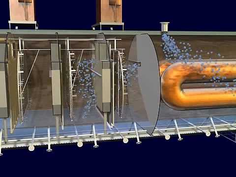 Normal Operation 3d Heater Treater Mov Youtube