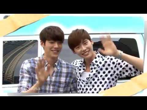 [Woobin/Jongsuk] 김우빈 이종석 Real-Life Bromance! - 3