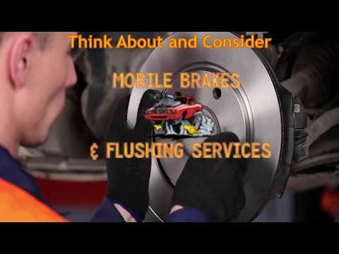 Mobile Brake Repairs Adelaide?—?Things to Think About and Consider