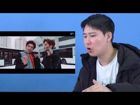 NCT U - BOSS, Baby Don't  Stop [KOREAN REACTION]