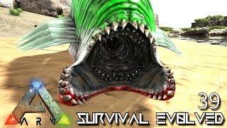 ARK: SURVIVAL EVOLVED - GIANT LEECH & TEK TREX TAMING !!! E39 (MOD PUGNACIA DINOS GAMEPLAY)