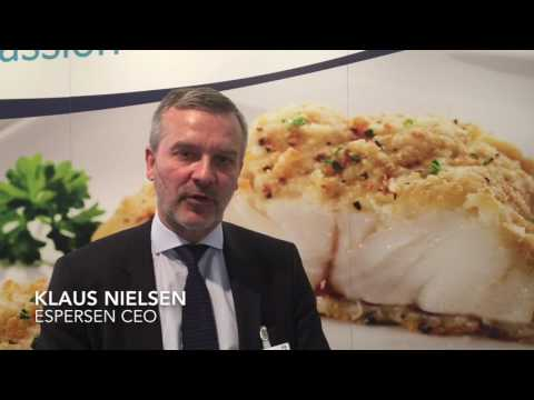 Espersen CEO talks chilled fish business
