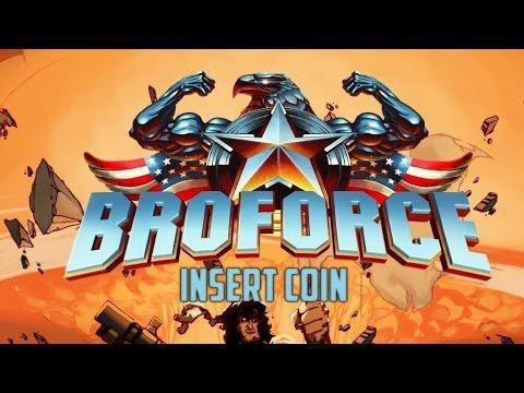 Old School: Broforce (2015) - Steam - En vivo que no en directo